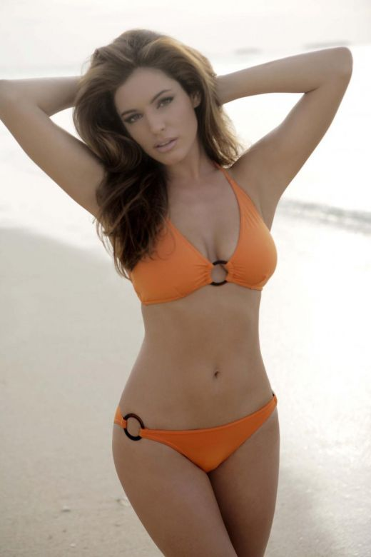 10. Келли Брук, актриса (Kelly Brook)